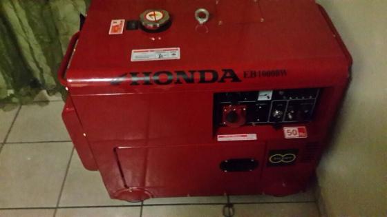New HONDA EB 10000W Generator