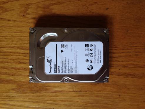 2TB SATA Desktop drive