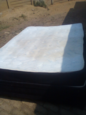 Double bed base sset