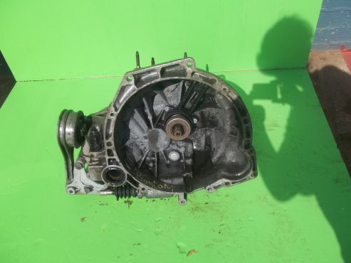 Ford Bantam gearbox