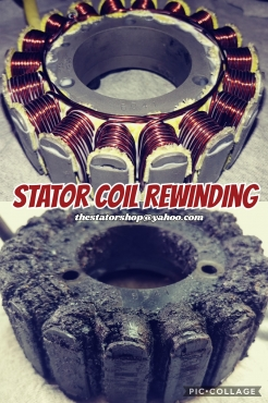 CDI's AND STATOR COILS