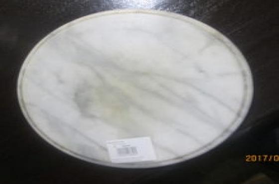 Marble top heat proo