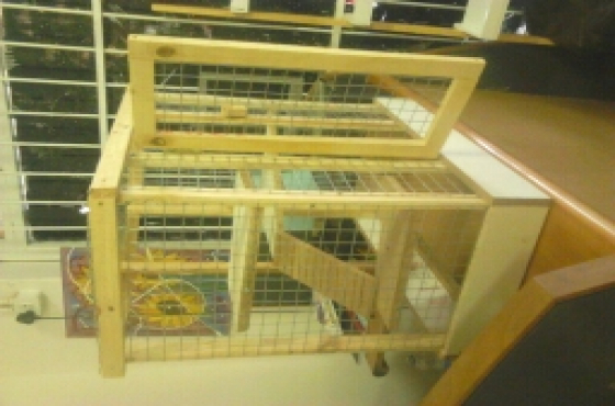 Chanchilla cage for sale