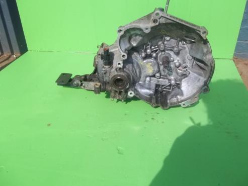 Tata Indica gearbox