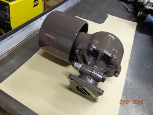 Massey-Ferguson PTO belt pulley for sale.
