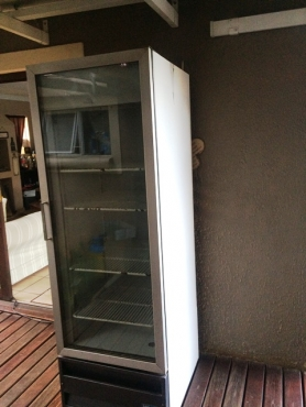 Kool Quip display fridge in good working condition