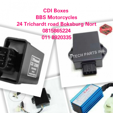 CDI Boxes for Bikes , quads , scooters etc