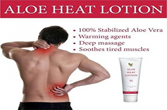 Forever Heat Lotion