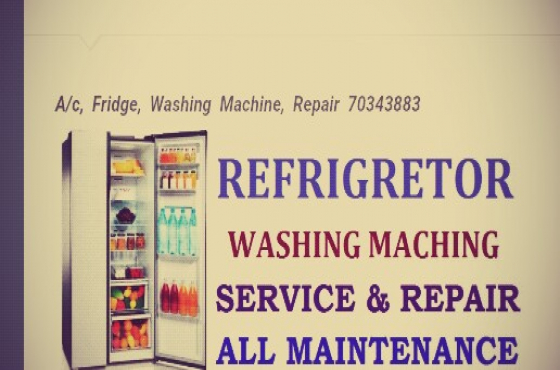 Fridge Repair No call out fe