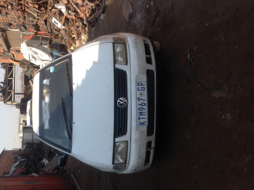 Stripping VW Polo Pl