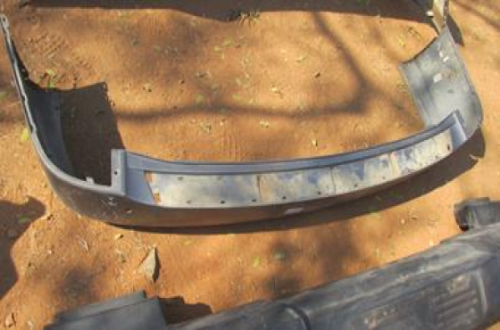 2014 Hyundai H1 Rear Bumper Grey For Sale