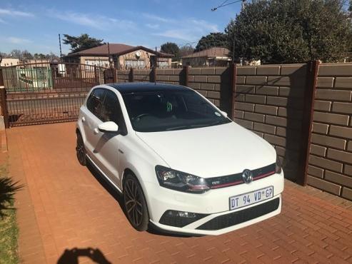 2017 Volkswagen Polo Gti Tsi Dsg