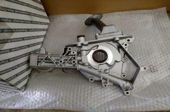 Alfa romeo 147/  156 twinspark oil pump  for sale  contact 076 427 8509  whatsapp 076 427 8509  Tel: