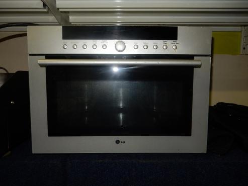 LG Conviction Oven