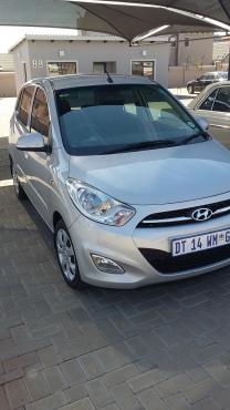 2015 Hyundai i10 1.1GLS/MOTION