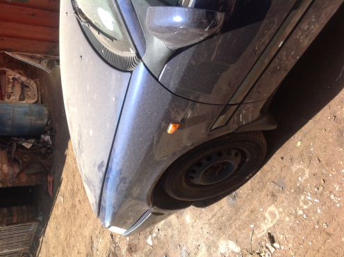 Stripping Daewoo Espero 1996 for Spares