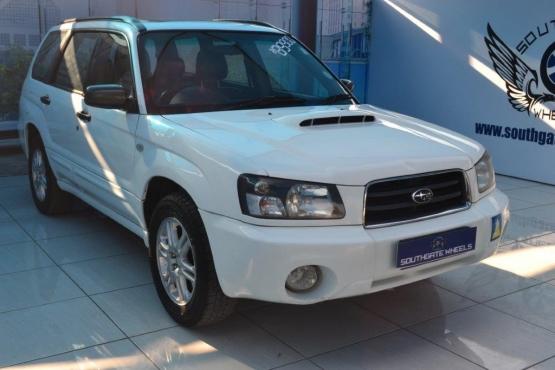 2005 Subaru Forester 2.5 XT