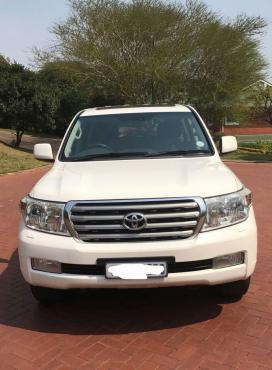 2009 Toyota Land Cruiser 200 4.5D 4D V8 VX