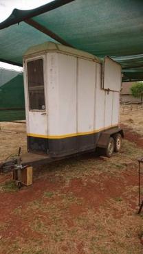 Nutti Horse Box