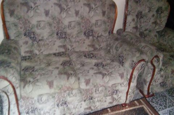 2 x 2 seater and 2 x single seater sofas for sale