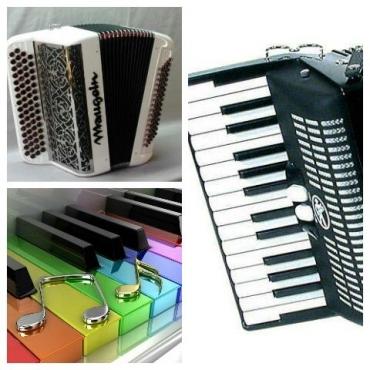 KEYBOARD/PIANO LESSON - ACCORDION LESSON