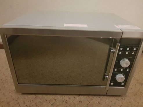Defy convection multifunction microwave
