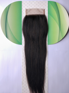 VENUS lace closure 16 -- Free Deliver -- 100% human hair