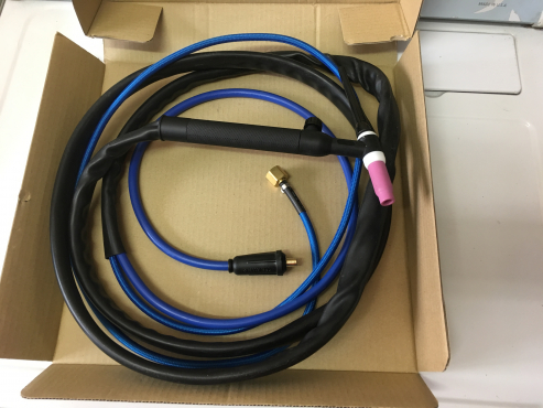 TIG torch conversion kit for inverter welder for 200AMP or bigger.