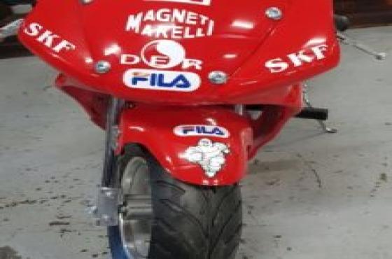 fun bike MT4A