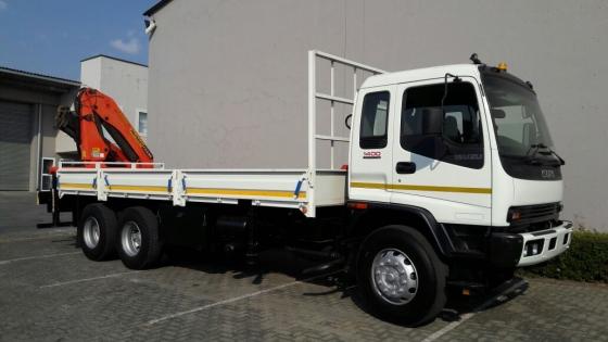 Crane Truck Hire & Rigging Services