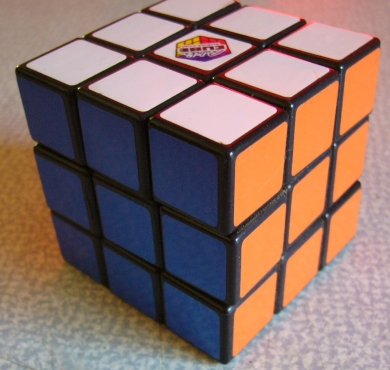 Rubik's Cube Genuine used in 2011 Guinness World Record