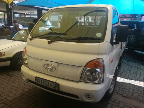 Hyundai H100 2.6 2008