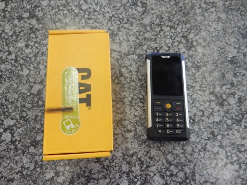 CAT B100 Cell Phone