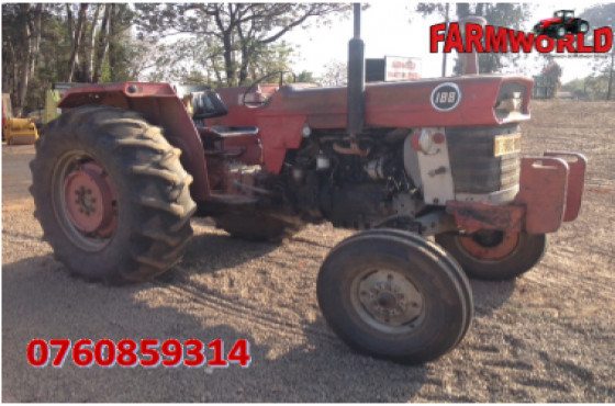 S2672 Red Massey Fer