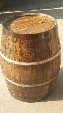 Brandy Barrels