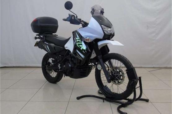 Kawasaki Klr650 650