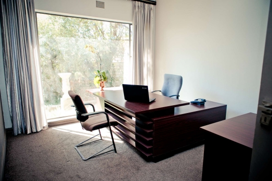 Furnished Offices in Bloemfontein