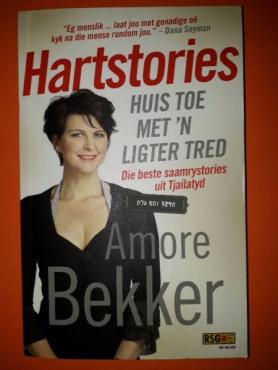 Hartstories - Huis Toe Met N Ligter Tred - Amore Bekker.