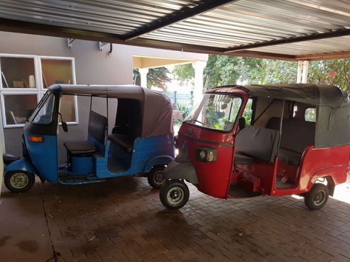 6 x Tuk Tuk for sale