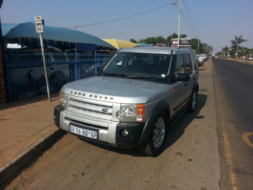 Land Rover Discovery 3 TDV6 HSE Stripping for spares