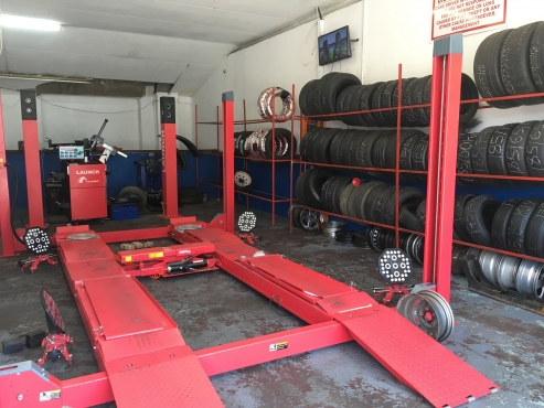 Wheel Alignment Equipment In All Ads In South Africa