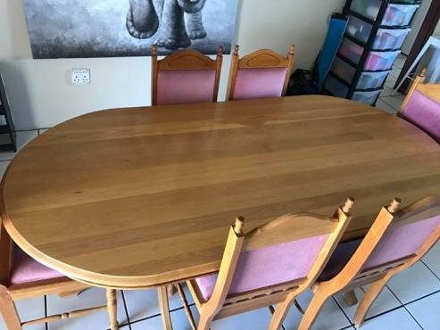 Dining Room Furniture In Bloemfontein