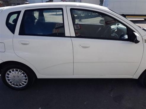 2010 Chev Aveo Auto