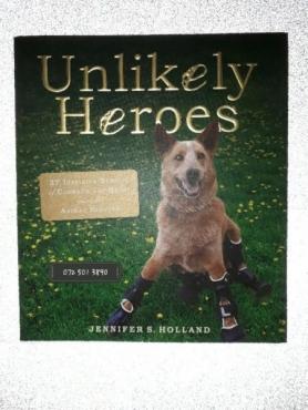 Unlikely Heroes - Jennifer S. Holland.