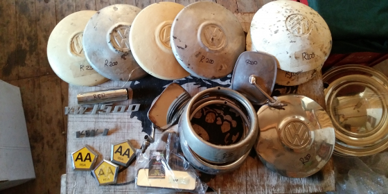 Assorted Vw spares&accessories