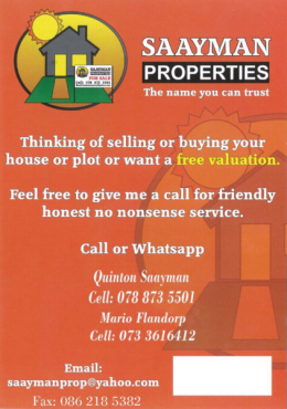 Do you want to sell your house or plot