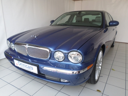 2006 Jaguar XJR 4.2 V8 SUPERCHARGE Automatic