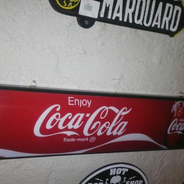 coca cola light box