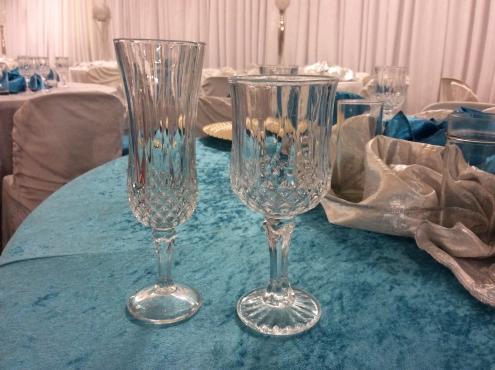 Crystal glasses for sale