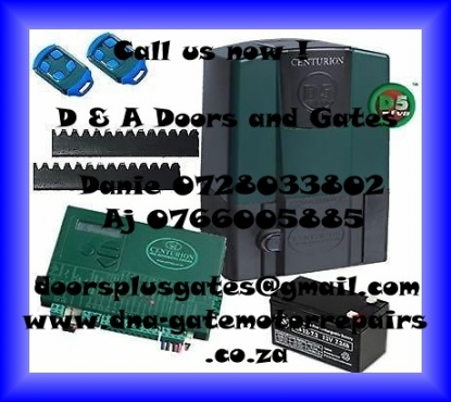 NIGEL  Garage door and Gate motor Service & Repairs 0728033802 CALL NOW